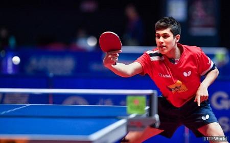 america's New Table Tennis Phenom Kanak Jha